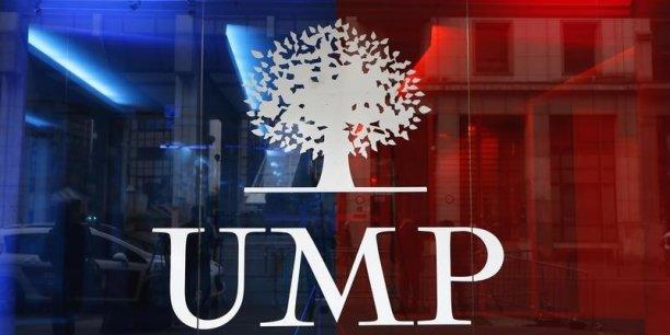 Hervé Mariton, Bruno Le Maire, François Fillon, les candidats à la présidence de l'UMP, ne se cachent plus. /Reuters.