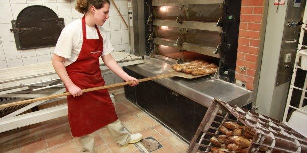 Chaque année en France, plusieurs dizaines d'apprentis sont formés dans les 30 boulangeries Le Grenier à Pain © Le Grenier à Pain