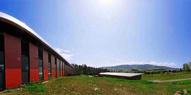 Depuis son lancement ambitieux en 2009, le parc Métrotech n'a que peu séduit (crédit photo Grégory Brandel).