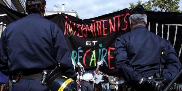 Plusieurs antennes du ministère du Travail ont notamment été occupées mercredi à Marseille, Metz et Nancy, selon la CGT Spectacle. (Photo : Reuters)