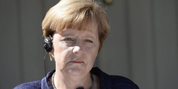 Angela Merkel entendra-t-elle l'appel pour un plan de relance ?