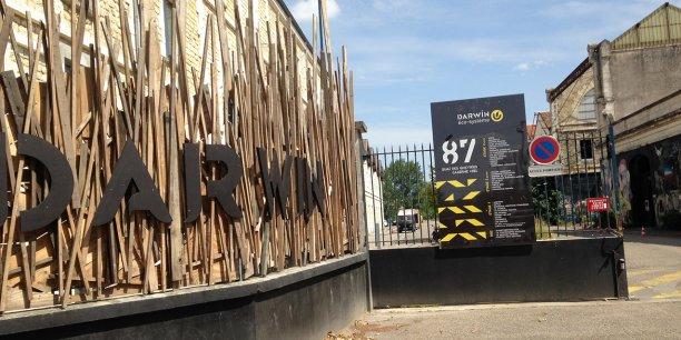 Au-delà de l'activité économique et associative qu'il abrite, le Darwin Ecosystème est un des sites de Bordeaux les plus visités.
