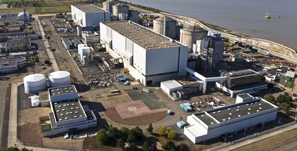 EDF, qui gère la centrale nucléaire du Blayais, joue un rôle pivot dans le cluster E-Clide