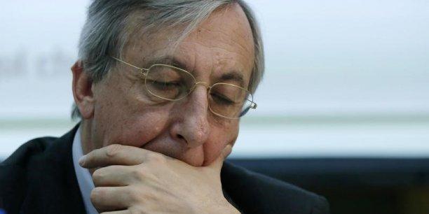 Agé de 64 ans, Georges Chodron de Courcel, directeur général délégué de BNP Paribas, prendra sa retraite le 30 septembre 2014. REUTERS.