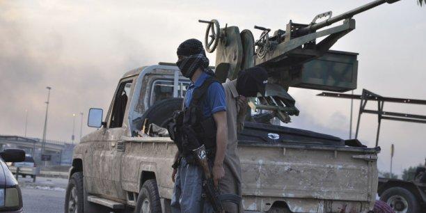 Les djihadistes sunnites de l'Etat islamique en Irak et au Levant (EIIL) progressent rapidement vers Bagdad