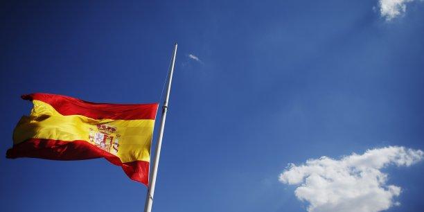 Les banques espagnoles ont été fragilisées depuis l'éclatement de la bulle immobilière en 2008. /Reuters