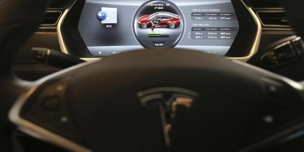 BMW et Tesla ont discuté voitures électriques[reuters.com]