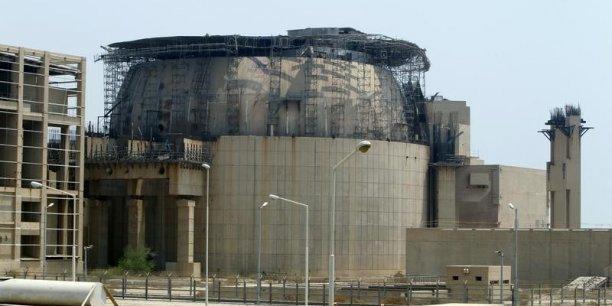 Ces deux centrales seront installées à Bouchehr, sur la côte du Golfe, près de la première centrale de 1.000 mégawatts déjà en partie construite par Moscou. (Photo : Reuters)