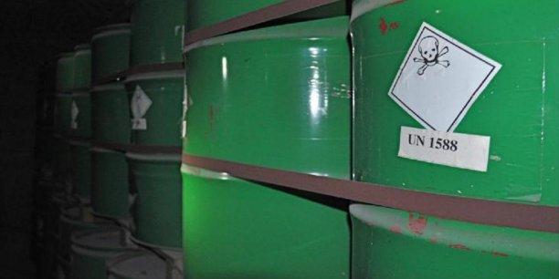 Si le confinement définitif des déchets était choisi, le coût s'élèverait à 110 millions d'euros../StocaMine