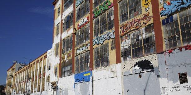 Grâce au Street Art Project de google, il est possible de visiter virtuellement le 5 Pointz, haut lieu du street art disparu aujourd'hui. /Reuters