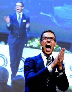 Alexander Stubb sera le prochain premier ministre finlandais