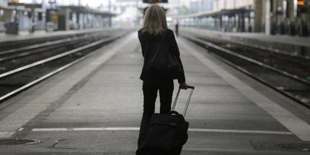 La SNCF, reconnaît que l'audit est mauvais, mais, selon Alain Krakovitch, directeur général sécurité et qualité de service ferroviaire à la SNCF, il y a eu une procédure de redressement, accompagnée d'un plan d'actions. (Photo : Reuters)
