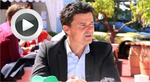 Mathieu Le Treut, directeur commercial de CIS Valley