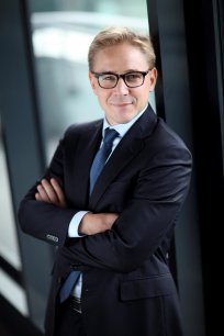 Manuel Flam, directeur général du groupe SNI en charge des filiales de logement social et très social