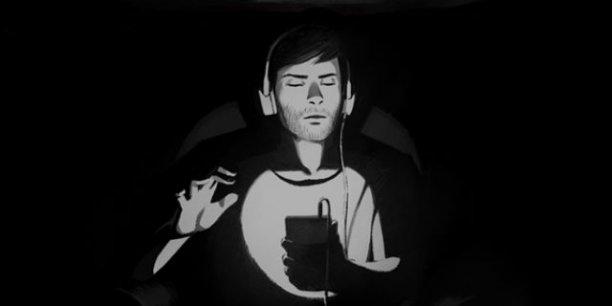 Avec casque ou écouteurs, les sons seuls permettront d'évoluer dans l'univers de A Blind Legend. /DOWiNO