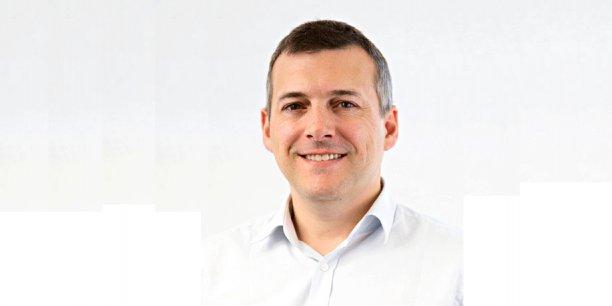 Grégory Sagez, président du réseau national BGE
