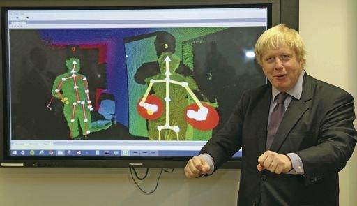 Boris Johnson, le maire qui décoiffe l'Angleterre