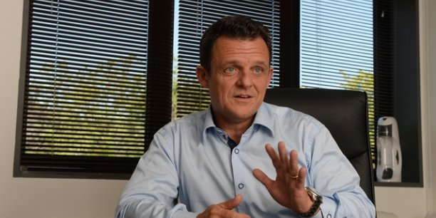 Laurent Fiard, PDG de Visiativ