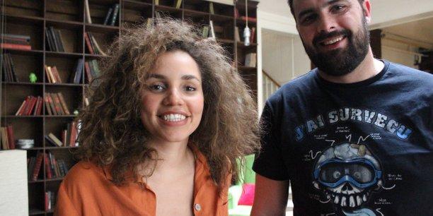 Angélique Zettor et Arnaud Dupuis, co-fondateurs et co-dirigeants de Genymobile, ont tout misé dès le départ sur l'essor d'Android.