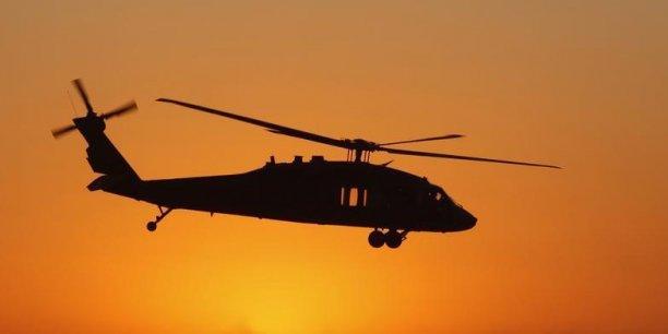 Je pense qu'une vente de Sikorsky serait très compliquée à cause des aspects fiscaux, a déclaré le nouveau directeur général d'United Techonologies Corp (UTC), Greg Hayes