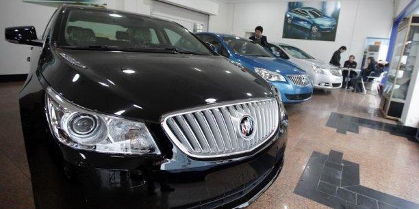 85% des achats automobiles de particuliers sont financés par des prêts.