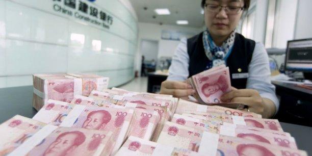 Deux banques chinoises figurent sur le podium et quatre en tout sont dans le Top 10 de ce classement. (Photo : Reuters)