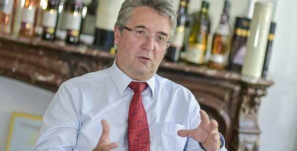 Didier Thibaud, directeur général de Maison Johanès Boubée