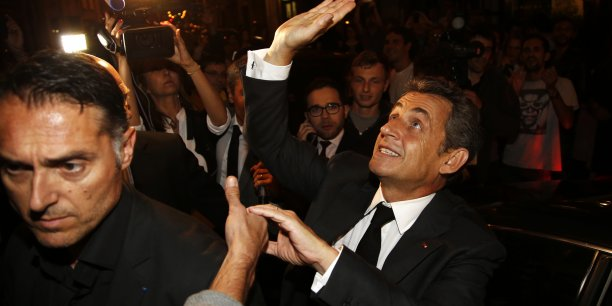 Organiser une telle contre-attaque, cela s'appelle repartir en campagne ! en tire comme conséquence Le Parisien/Aujourd'hui en France. (Photo : Reuters)