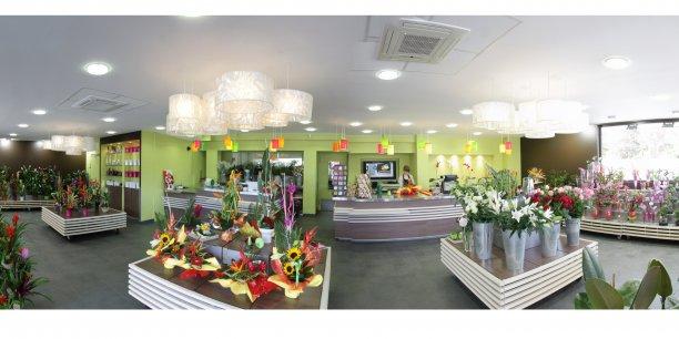 Carrément Fleurs, franchise née en Lot-et-garonne est un exemple des enseignes dynamiques et vectrices d'initiatives entrepreneuriales
