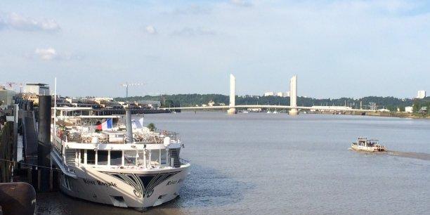 En fort développement, le business de la croisière fluviale depuis Bordeaux attire les professionnels du secteur. En 2016, dix navires seront positionnés dans le Port de la Lune.