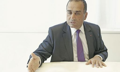 Marwan Lahoud a joué un rôle clé dans la création d'EADS en 1999 et 2000 puis a contribué à l'intégration d'Airbus en 2001
