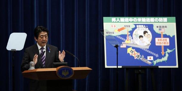 Selon les nouvelles règles, approuvées par Washington, le Japon s'interdit toutefois les exportations d'armes qui pourraient représenter une menace pour la paix et la sécurité mondiales, et le gouvernement s'assurera au préalable contre tout risque de ré-exportation vers un pays tiers.
