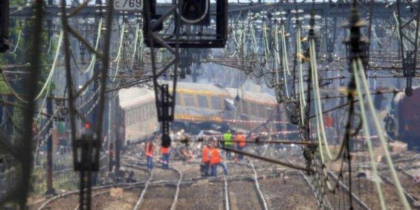 À ce jour, 117 personnes se sont constituées parties civiles. Ni la SNCF ni Réseau ferré de France (RFF) n'ont encore eu connaissance des expertises. (Photo : Reuters)