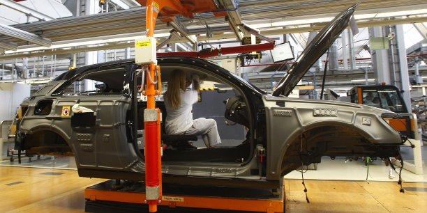 L'Audi A3 à l'usine d'Ingolstadt