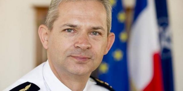 Le Général d'Armée aérienne Denis Mercier, Chef d'Etat-major de l'Armée de l'air. / DR