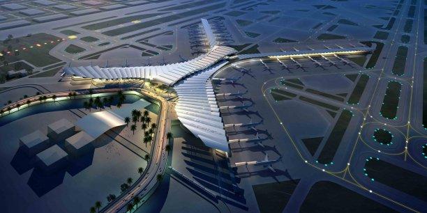 La fin de la construction de l'aéroport de Jeddah en Arabie Saoudite est prévue pour 2015