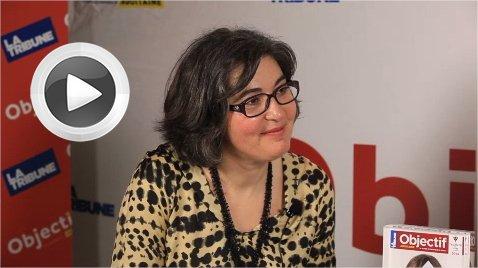 Corinne Lacoste, présidente du Bureau national interprofessionnel de l'Armagnac