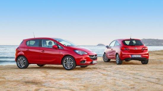 La nouvelle Opel Corsa