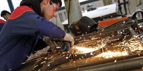 La production industrielle a cédé 1,7% en mai