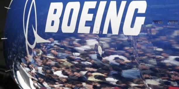 Les ventes de Boeing ont fait exploser les commandes aux États-Unis en juillet. Le reste de l'industrie marque toujours le pas.