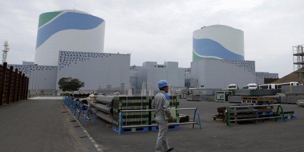 La centrale de Sendai, gérée par la compagnie Kyushu Electric Power, devrait être la première à redémarrer à la fin de l'été. (Photo Reuters)