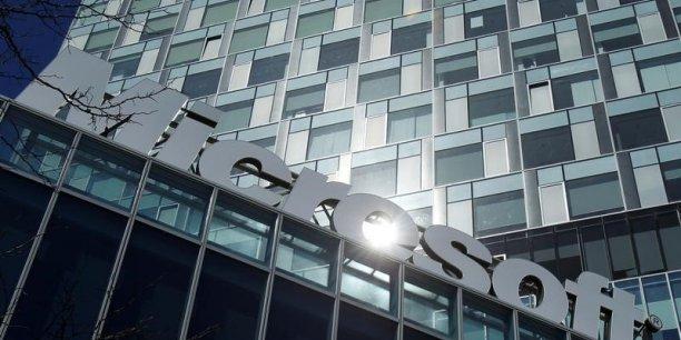 Il est temps pour Microsoft de faire preuve de responsabilité sociale, a insisté le ministre du Travail Lauri Ihalainen. (Photo : Reuters)