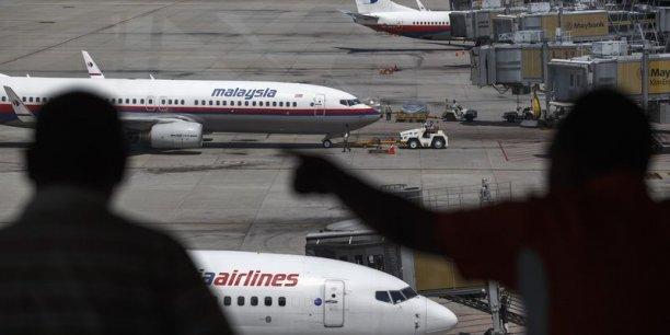 Le MH370 de Malaysia Airlines a disparu avec 239 personnes à bord le 8 mars 2014 alors qu'il effectuait la liaison entre Kuala Lumpur et Pékin.