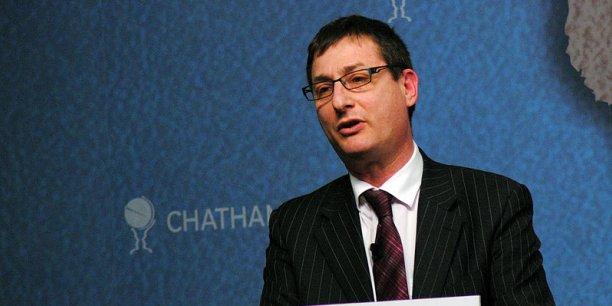 Yossi Mekelberg est professeur à la Regent's University (Photo : Chatam House, Creative Common Licenses)