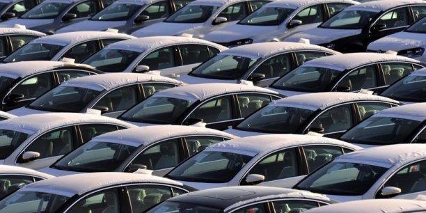 Le marché automobile chinois est le premier marché du monde.