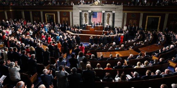 Le Congrès a voté à l'unanimité la proposition de loi visant à sanctionner les banques qui soutiendraient le Hezbollah (Photo: Reuters)