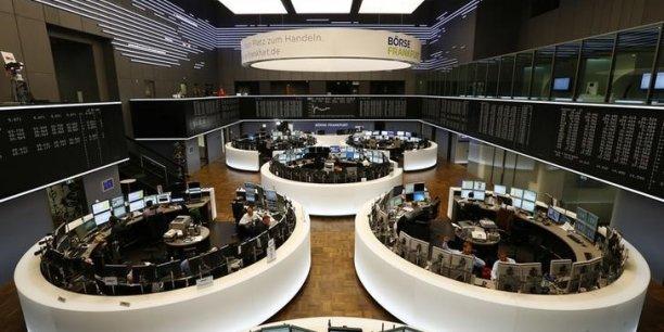 Installé à Eschborn (ouest de l'Allemagne), Deutsche Börse avait échoué dans le passé à fusionner avec NYSE Euronext.