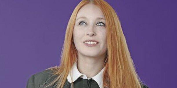 Diane Drubay, fondatrice de Buzzeum et grande prêtesse de l'innovation numérique pour les musées. / DR