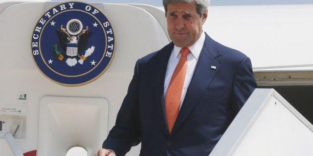 Au moins une autre agence de renseignement aurait également espionné John Kerry, selon Der Spiegel.  (Photo: Reuters)
