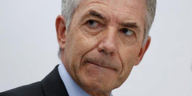 Norbert Dentressangle (ici en photo) a fondé sa société éponyme en 1979, il détient à travers sa holding familiale près de 61% du capital.